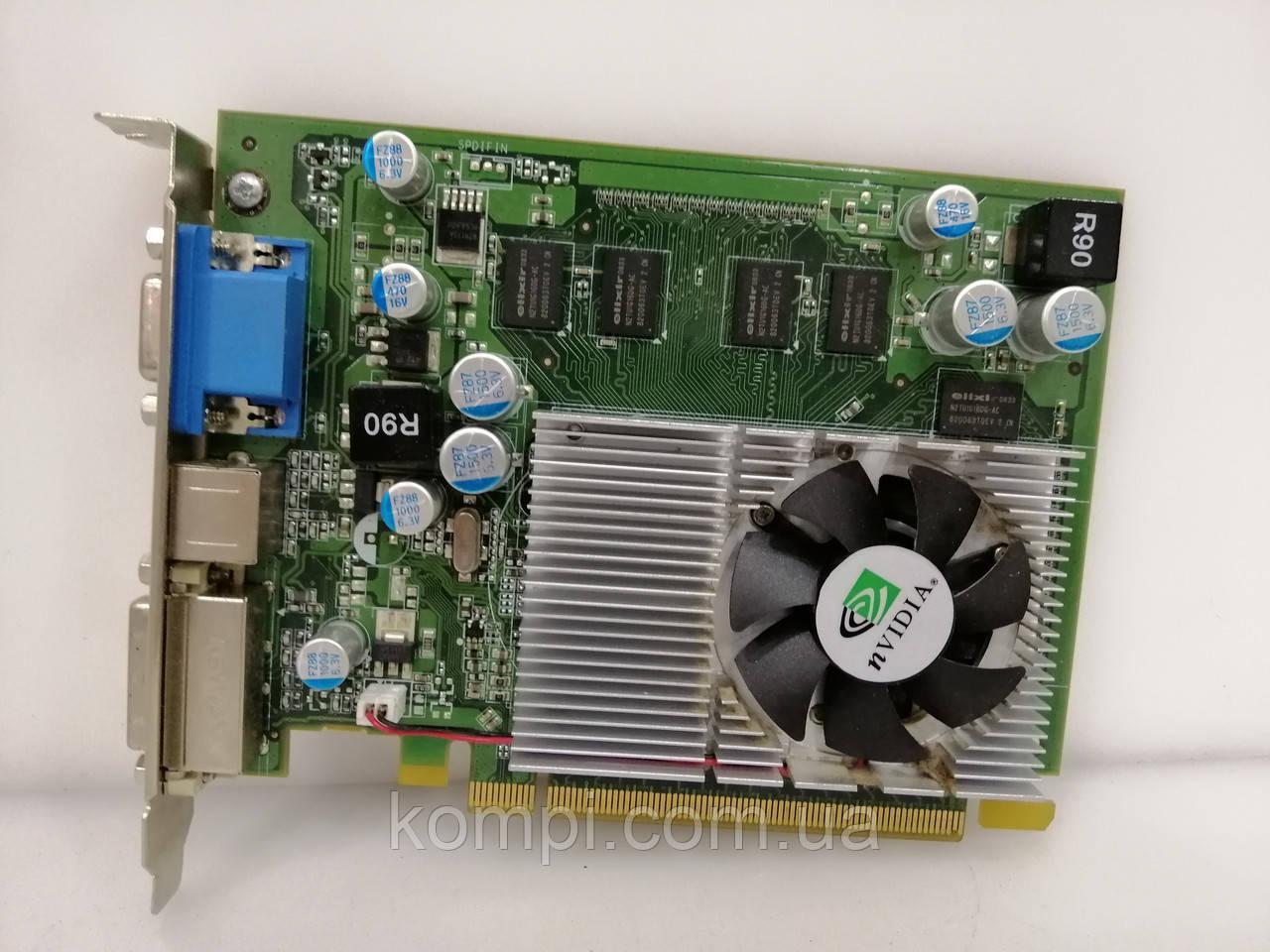 Видеокарта NVIDIA 8600GT 1GB  PCI-E