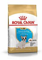 Сухий корм для цуценят породи французький бульдог Royal Canin French Bulldog Junior