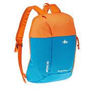 Рюкзак ARPENAZ KID Quechua 7л Синьо-помаранчевий