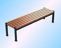 Парковые скамейки, модель Модерн 12
