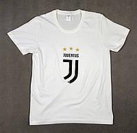 Футболка с принтом Ювентус (Juventus)