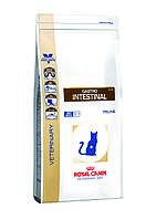 Корм для котов Royal Canin GASTRO INTESTINAL FELINE 2кг роял канин для кошек при нарушении пищеварения