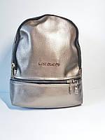 Рюкзак женский Michael Kors (цвет никель)