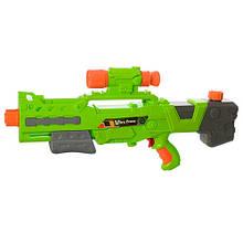 Водяной бластер M 3066 (Зелёный)