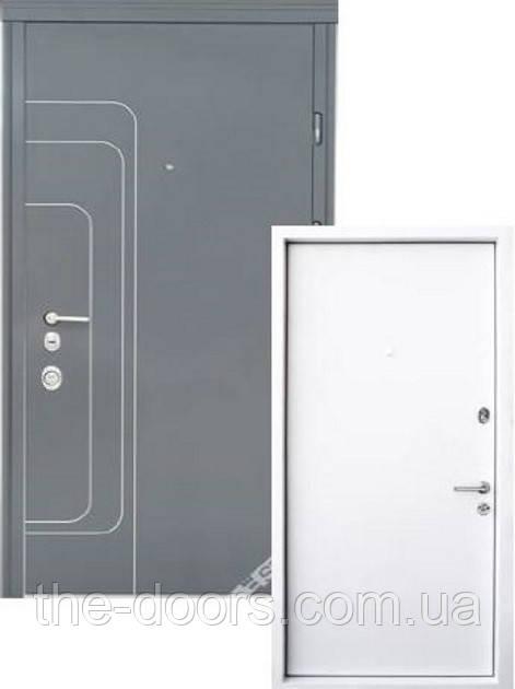 Двері вхідні STRAJ модель Трек