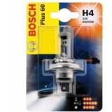 Галогенная лампа  H4  12V 60/55W (свет +60%) T5 c 2003  Германия  Bosch 1 987 302 049