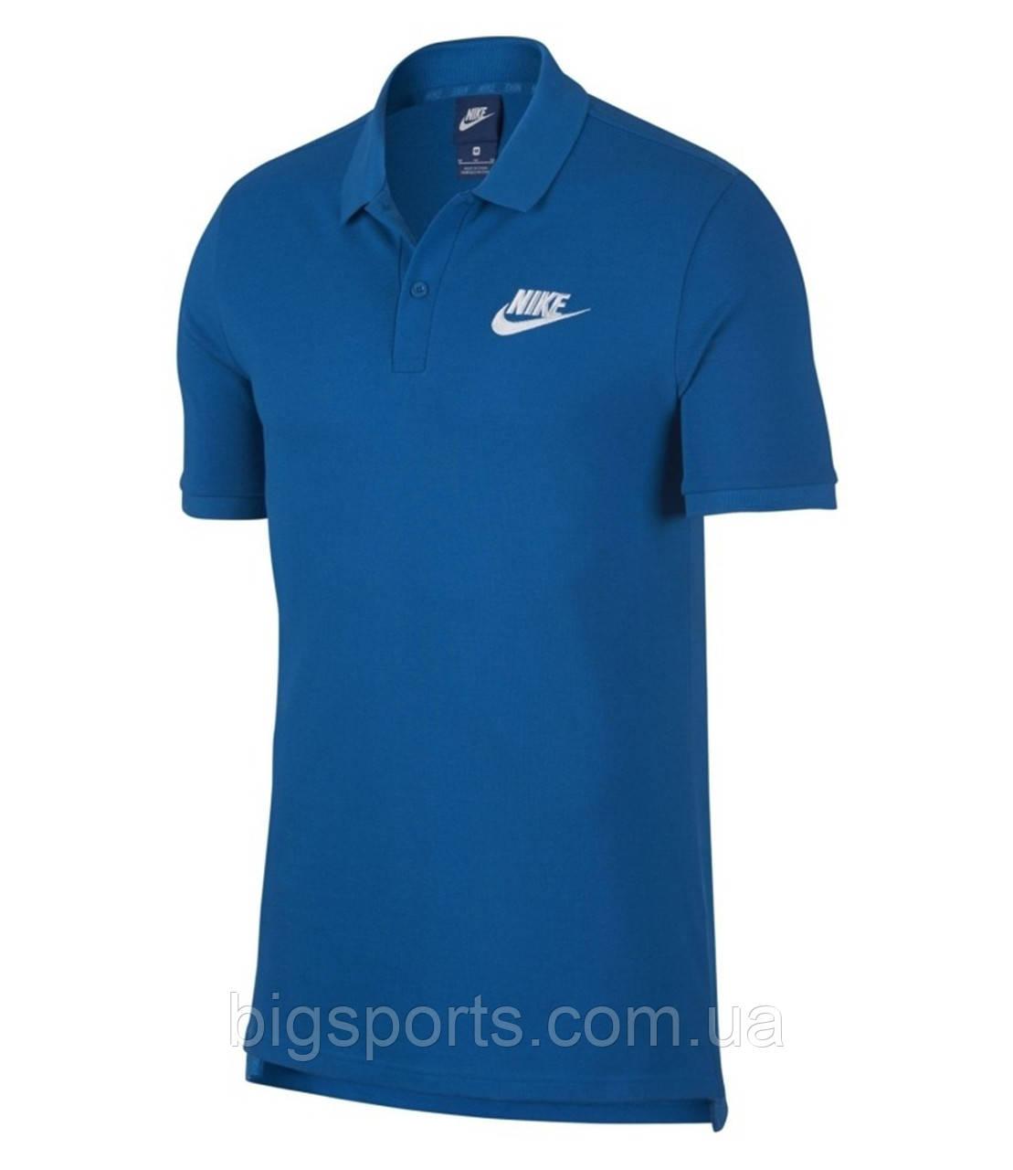 Футболка муж. Nike M Nsw Polo Pq Matchup (арт. 909746-465)