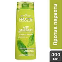 Шампунь против перхоти Garnier Fructis Зеленый чай, 400 мл