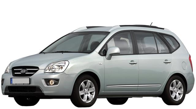 Автомобильные стекла для KIA CARENS