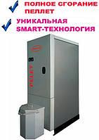 Суперэкономный котёл на пеллетах Lafat Eco Smart 15 кВт с горелкой и автоматикой
