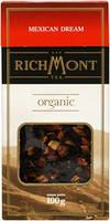Чай черный листовой органический Мексиканская мечта Richmont, 100г