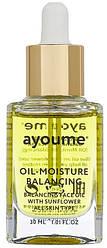 Акція -15% Масло для лица Ayoume Balancing face oil питательная и восстанавливающее - 30 мл