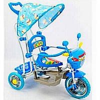 Детский трехколесный велосипед сток