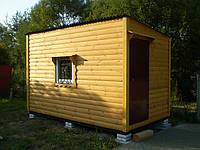 Строительство дачных летних домиков