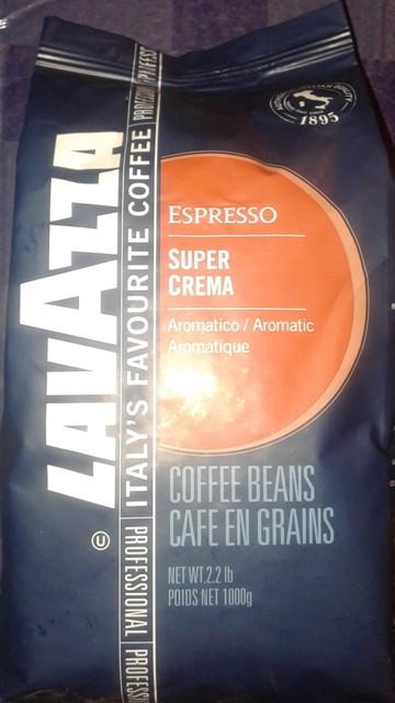 кофе Лавацца Супер Крема