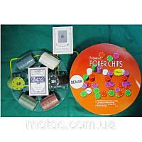 Покерный набор Poker Chips 120