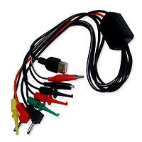 Tools (оборудование) Шнур с набором щупов для блока питания и USB разъемом