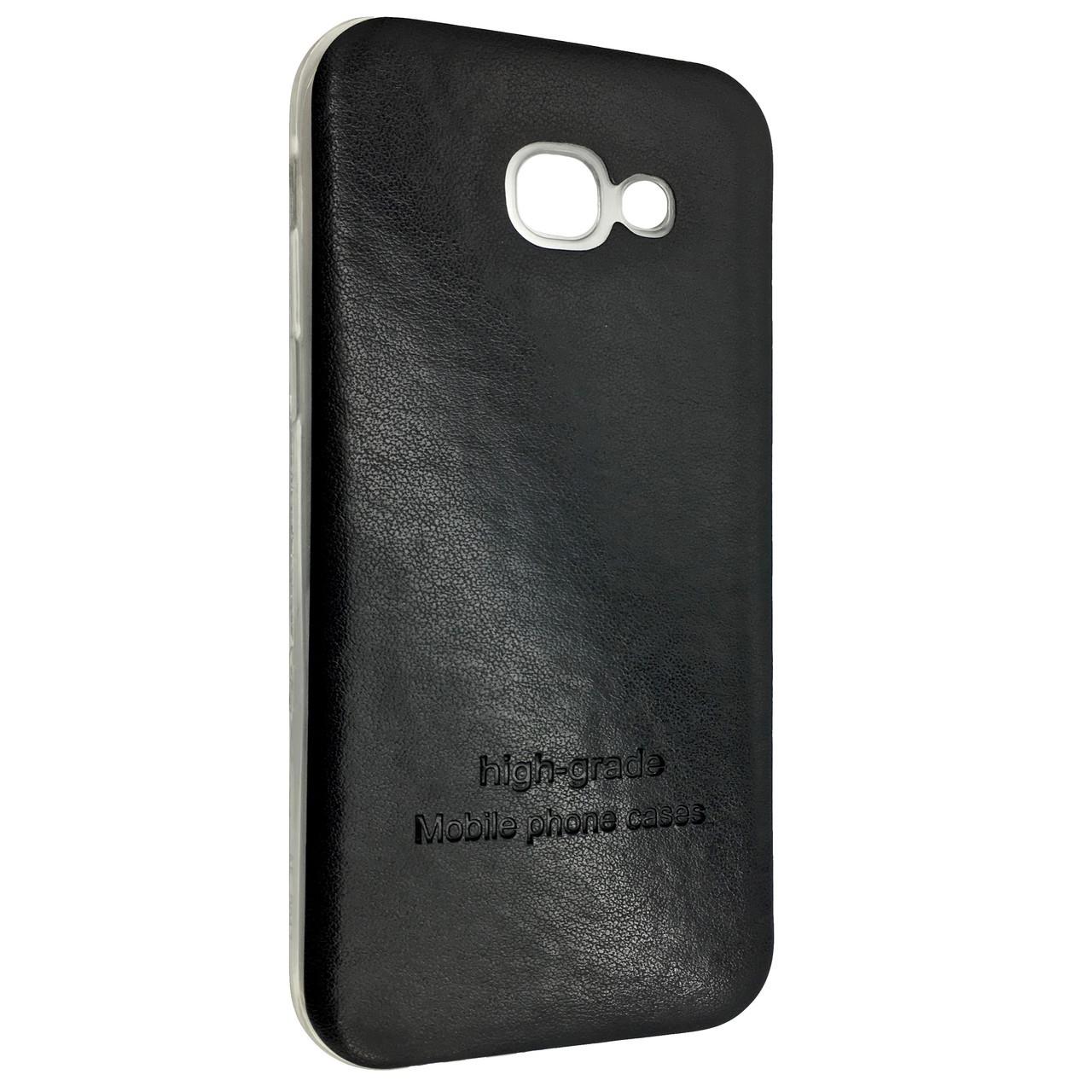 Чехол  Samsung A720 (2017) (black)