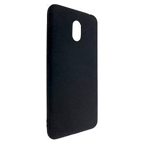 Чехол-накладка DK-Case силикон Шарпей для Meizu M6 (black)