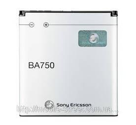 Аккумулятор Sony Ericsson BA750 (Sony Ericsson X12 Xperia Arc, Xperia Arc S), ОРИГИНАЛ