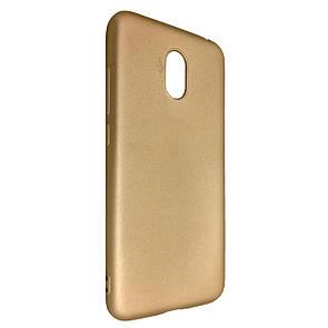 Чехол Шарпей Meizu M6 (gold)