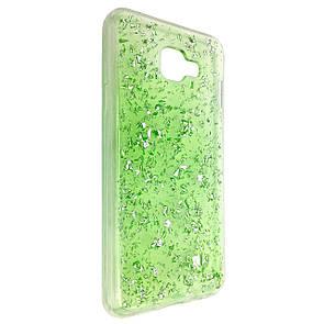 Чехол Shalakur Samsung A710 (light green)