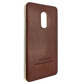 Чехол  Xiaomi Redmi Note 4 (brown)