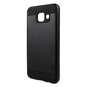 Чехол-Накладка DK-Case пластик Verus slim armor для Samsung A320 (2017) (black)