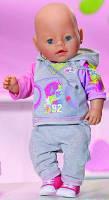 Оригинал. Спортивный костюм Ubranko Baby Born Zapf Creation 819319C