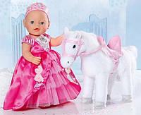 Оригинал. Интерактивная Лошадка для куклы Baby Born Zapf Creation 820346