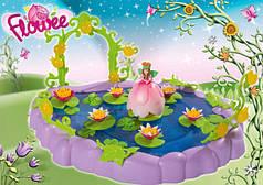 Оригинал. Интерактивное Озеро для кукол Flowee Simba 9203938