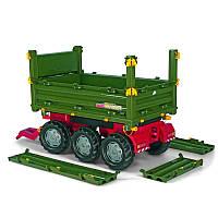 Оригинал. Прицеп Rolly Toys 125012
