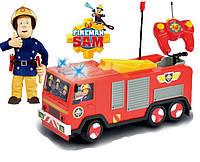 Оригинал. Машинка Пожарная на радиоуправлении Dickie 3099612