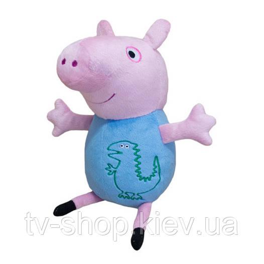 Свинка Джордж 28см