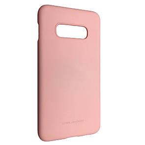 Чехол-накладка силикон Hana Molan Cano для Samsung S10e (pink)