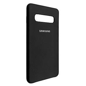 Чехол Silicone Case  Samsung S10 (01)