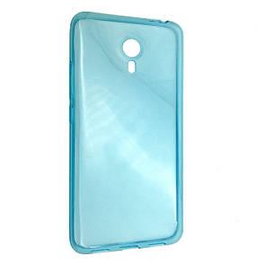 Чехол-накладка DK-Case силикон ultra slim для Meizu M3 Note (blue)