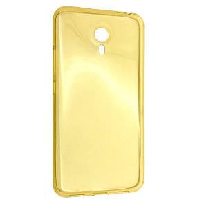 Чехол-накладка DK-Case силикон ultra slim для Meizu M3 Note (gold)