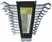 Набор ключей в пластиковом холдере 12 шт  Автотехника 101120-К