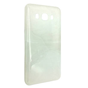 Чехол-накладка DK-Case силикон Мрамор для Samsung J510 (cream)