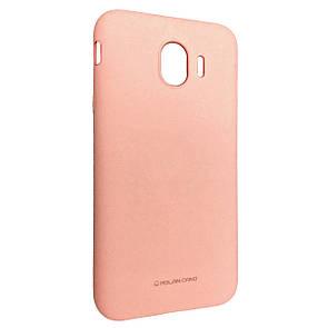 Чехол-накладка силикон Hana Molan Cano для Samsung J400 (2018) (pink)