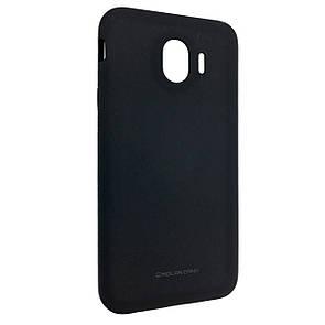 Чехол-накладка силикон Hana Molan Cano для Samsung J400 (2018) (black)