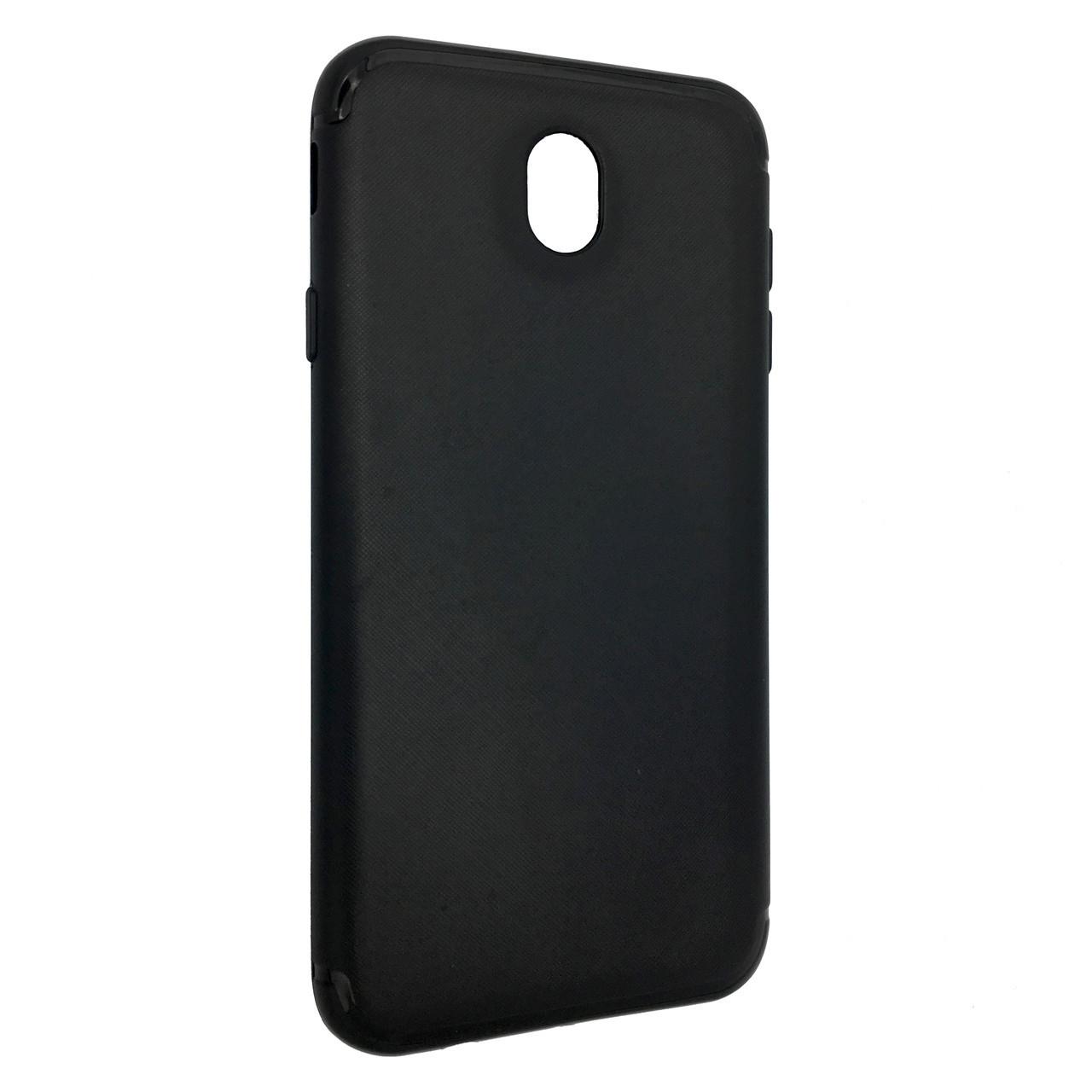 Чехол Spiderweb Samsung J730 (2017) (black)
