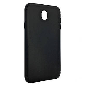 Чехол-накладка DK-Case силикон Spiderweb для Samsung J330 (2017) (black)