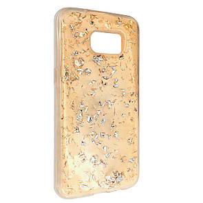 Чехол-накладка DK-Case Shalakur силикон для Samsung S7 edge (orange)