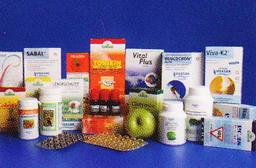 Натуральные растительные препараты