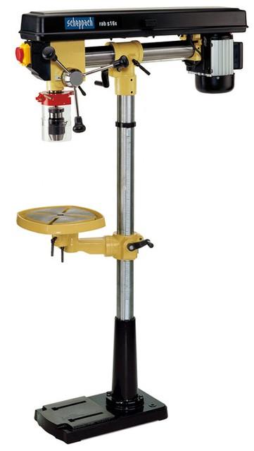 Вертикальный сверлильный станок SCHEPPACH rab s16x