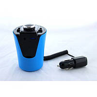 Автомобильный FM трансмиттер модулятор H26 Bluetooth MP3
