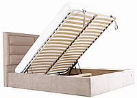 Кровать двуспальная Орландо Richman с подъемным механизмом. Ліжко м'яке двоспальне з підйомним мех