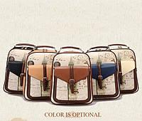 Школьная сумка-рюкзак с принтом выбор расцветки, фото 1